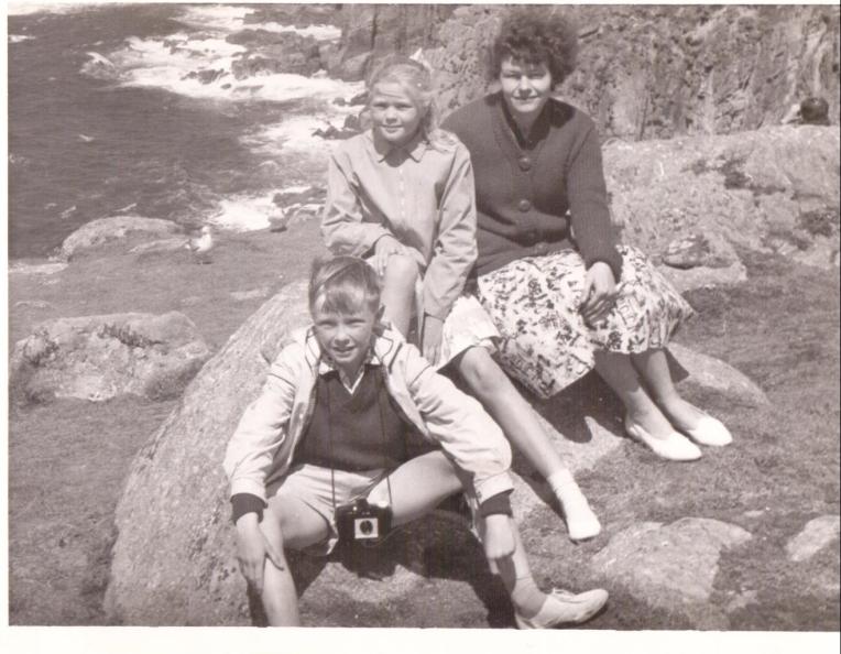 1961 cliff