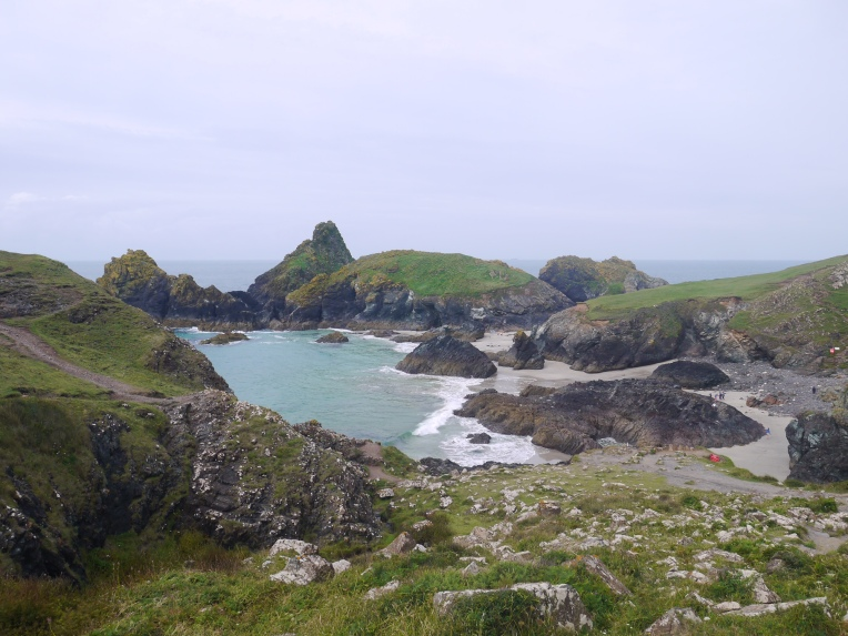 starting from kynance cove
