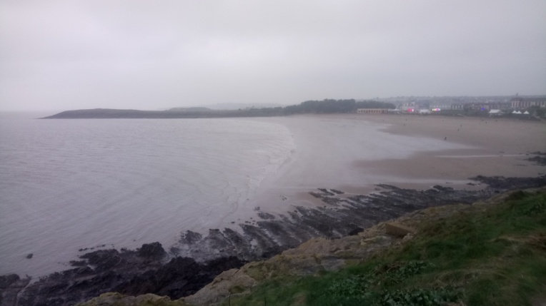Scenic Barry Island - Whitmore Bay