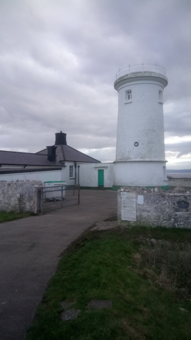 Nash Point Lighthouse 2