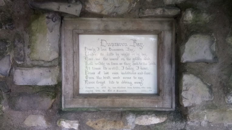 ode to dunraven bay