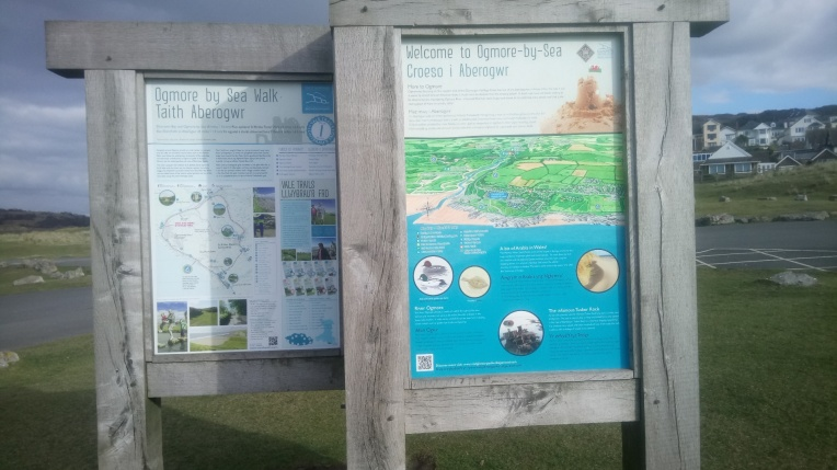 ogmore by sea instructions]
