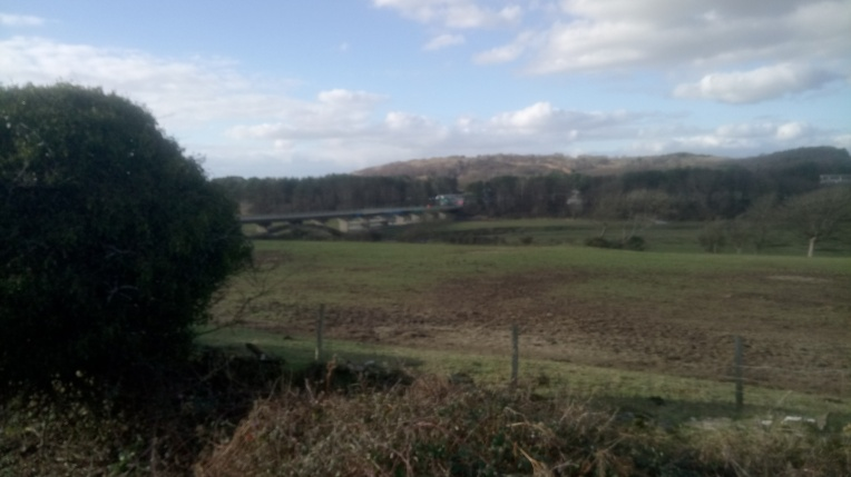 ogmore sewage works bridge