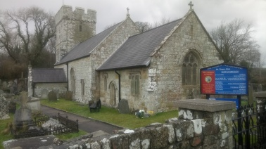 ST JAMES CH AT PYLE AND KENFIG
