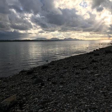 menai straits shoreline 1