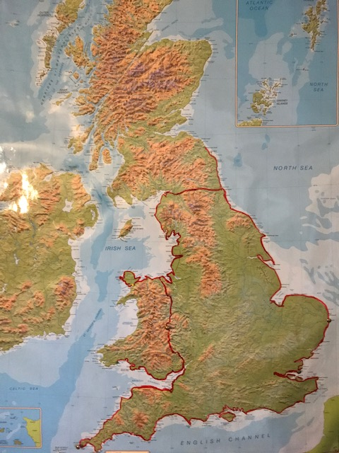 Progress around Britain 21 10 18