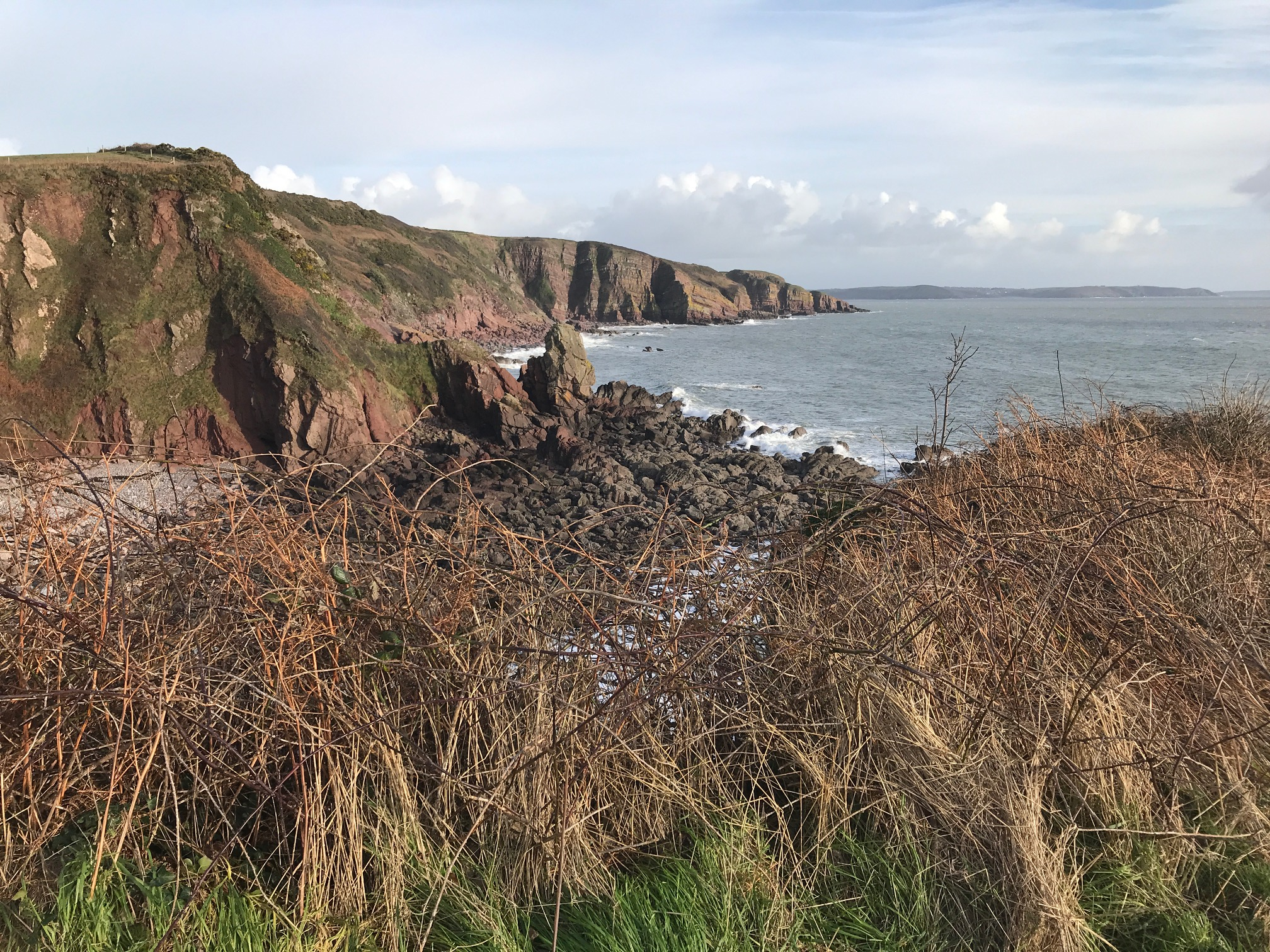 stackpole coast